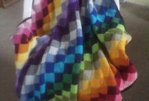 Crochet Tunision / by Linda Arnold-Heppes