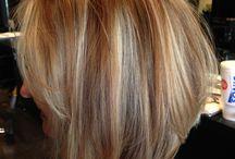 Saç model seçimlerim / SAÇ