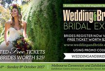 Wedding and Bride Bridal Expo 2017