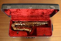 Saxophones For Sale - Music Factory / I offer saxophones of the highest quality for sale – offering only the best brands that I personally recommend to my students. www.musicfactory.co.nz