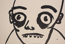 Noah Taylor, People are Strange / Exhibition dates: 14 March to 5 April 2014