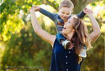 fotos de mães e filhos