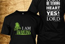 Christian T-Shirts with Psalms Scripture Sayings / Christian Shirts from the book of Psalms http://discipletee.com/store