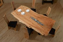 Natural Wood Furniture Ideas