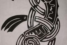 Kresby tatoo