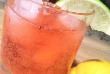 Recipes - Drinks - Hard / drinks / by Leslie Raymer