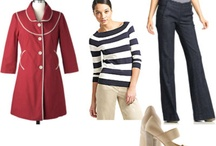 The Style Counsel: Pear Shape Style / Style Coaching for Memorable Women / by Zoe Fairbrother-Straw