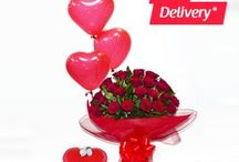 VALENTINE'S COLLECTION / Valentine's Day is all about passionate love and romance and at Black Tulip Flowers we have a wonderful selection of beautiful Valentine's Day Flowers and gifts.