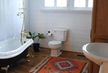 Interiors: Bathroom