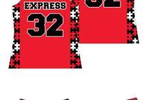 Lacrosse Uniforms / Custom Lacrosse Uniforms