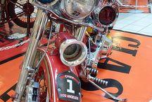 Harley Davidson @ Emmen Center 2013