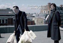 Good God the Sherlock fandom's insane / Hello hiatus my old friend...