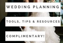 Wedding TOOLS, TIPS & RESOURCES :: Complimentary / Free downloadable tools, tips and resources to plan your wedding!