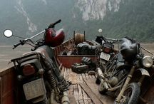 Motorcycle Adventures / There's little to compare with the feeling of travelling by motorcycle