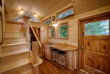 Tiny Houses (to build someday to travel the country in)