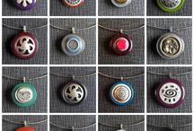 boutons / by Martine Déjeuner