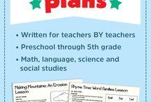Teaching - Lesson Plans