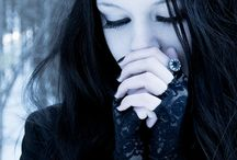 goth girls / my love and admiration for gothic girls