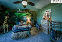 Decorating Ideas for Kids' Rooms / Fun and affordable ways to decorate kids' rooms.