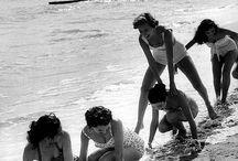 Vintage Beach Moodboard