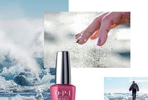 Iceland Collection | Fall 2017 / Shine all season long with the arctic-inspired shades in our Winter collection. We've brought the beauty and brilliance of Icelandic life right to your nails with this perfect, new color palette. Find more: https://www.opi.com/iceland-collection