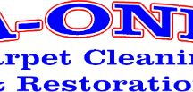 A-One Carpet Cleaning & Restoration - about us! / all about us: Rochester NY's trusted cleaning firm since 1991! our expanded service array includes:  Carpet & Upholstery cleaning and Maxim Brand stain guard  *    Odor elimination   *    Tile & Grout cleaning and sealing   *    Hardwood Floor freshening   *    Vinyl Composite Tile (VCT) cleaning and sealing   *    Concrete cleaning and sealing   *    Air Duct cleaning   *     Pressure washing   *    24/7 Emergency Flood Extraction service (Water Damage Restoration)
