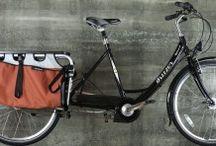 Cargo bikes / by Beth Schwartzapfel