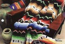 Apache & Navajo Decken
