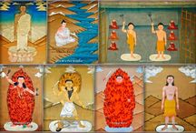 Deities / A multi-faith perspective of spirituality. Respecting and celebrating our diversity.