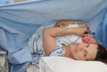 Pain relief during childbirth