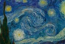Vincent Van Gogh / artistic works