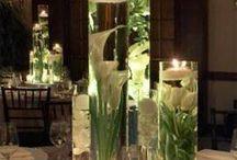 Event decoration / El papel que juegan las flores en la decoración de eventos. Bodas, congresos, cenas de gala...