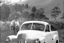 Early Holdens / Australia's own car