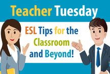 Teacher Tips! / Suggestions? Comment here or Tweet us! ;O)