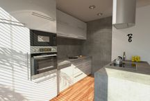 Kitchen - dining room interior - Designworks.hu