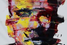 Art8+Art9/10: Contemporary Expressionism Portratiture