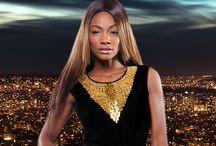Glamour Goddess  / Get the latest glitz and glam women's fashion.