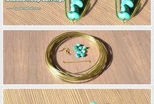 jewelry - Earrings / by MamaSaVa