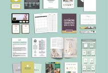 InDesign! A Lot!