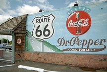 Route 66 / by Christy McCleery Perry
