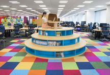 Unique Office Spaces / Offices spaces of all kinds, with a distinct edge in design...