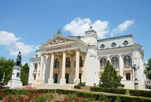 Iasi National Theatre Restoration