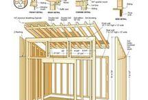 wooden house / Dřevěńé zahradní domky a chaty
