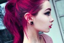 Hair Dye / Get your hair dyed