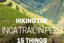 Peru Travel Tips / Everything you need to know about traveling in Peru, including hiking tips and guides, best sightseeing spots, off the beaten path places, or handy packing list, and many other important things to know about traveling in Peru