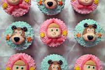 Children Cupcake