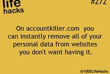 Life Hacks!!!!! :*