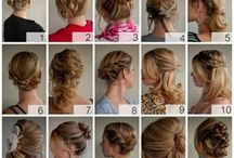 Updo's for work