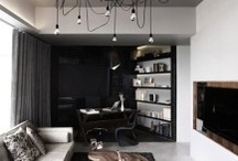 Living Room  / Bring your living areas to life with beautiful indoor lighting.