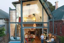 House & Garden / Cool ideas for a small house